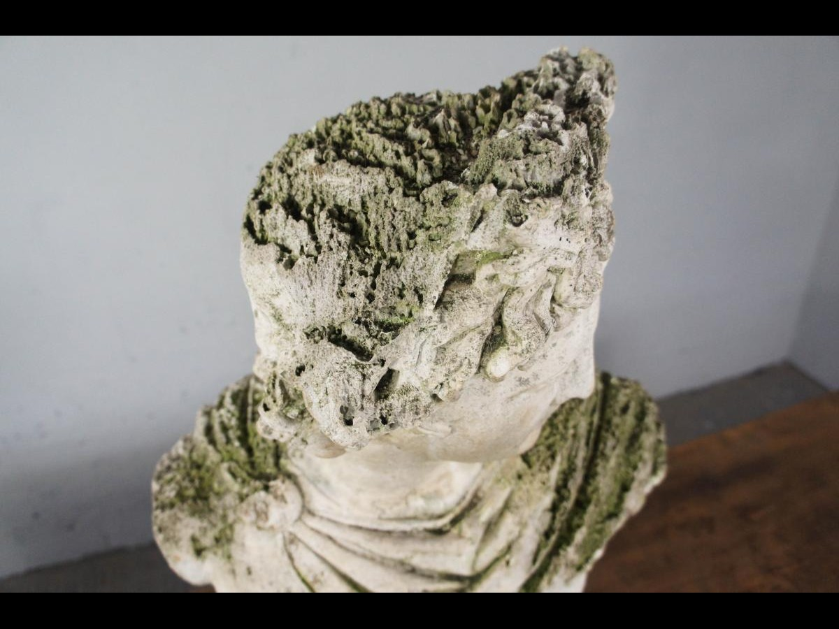 20th Century, Large Composite Bust of Apollo
