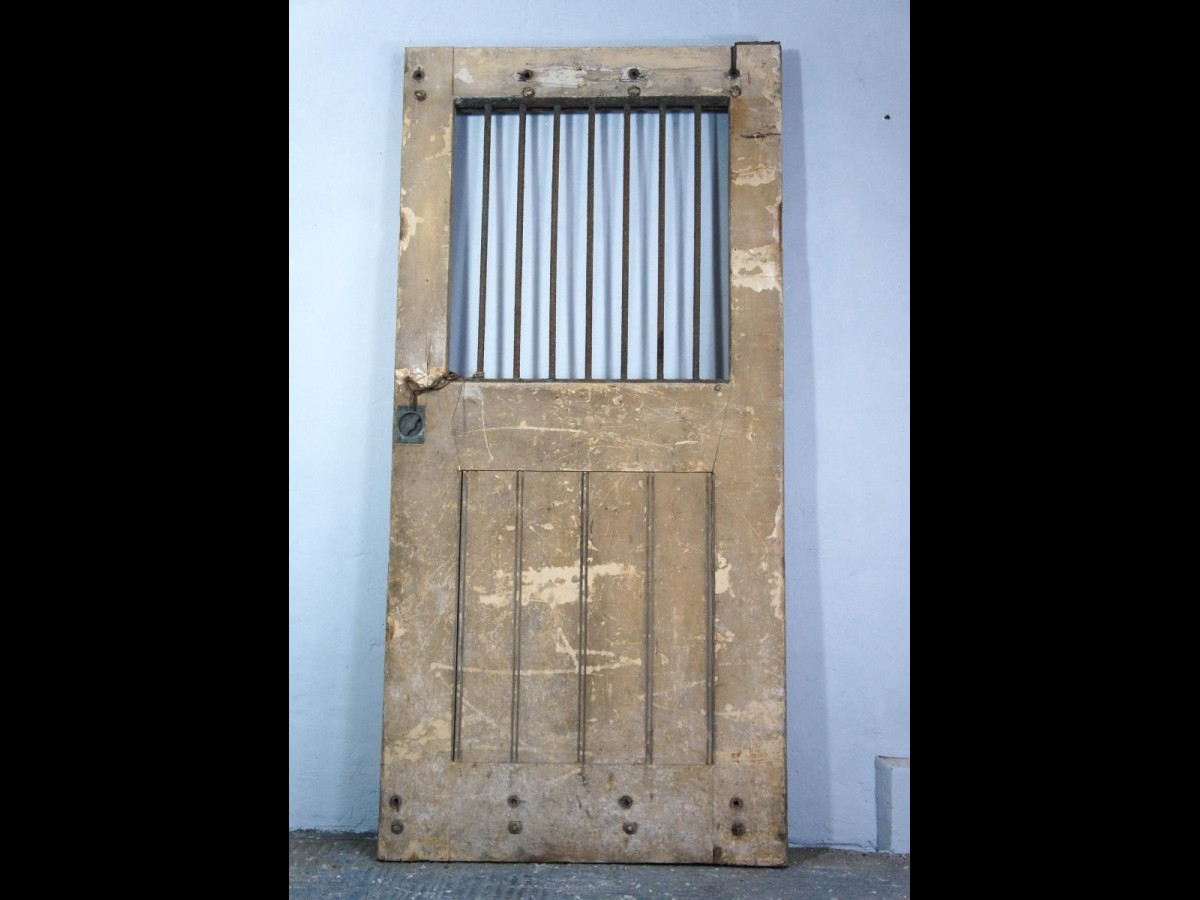 19th Century English Stately Home Stable Door
