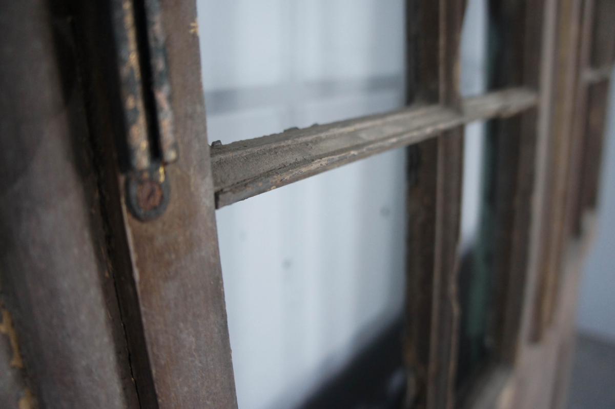 Pair of Antique English Doors