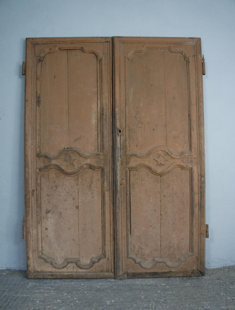Decorative Antique Doors Architectural Home Interior Styling